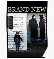 Brand New - The Devil and God Are Raging Inside Me Poster
