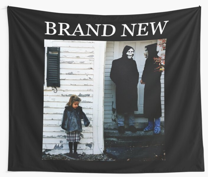 Brand New - The Devil and God Are Raging Inside Me by TM490
