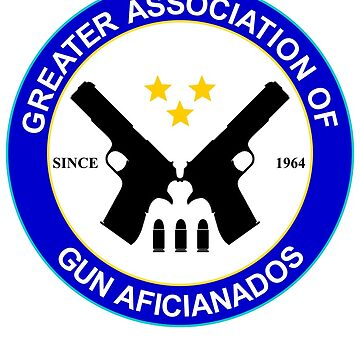 Preacher's Greater Association of Gun Aficionados by 4swag
