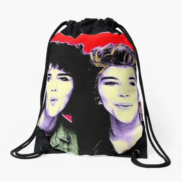 The Reynolds Girls - I'd Rather Jack Off  Drawstring Bag