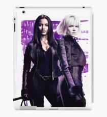 Gotham- Babitha (S4) iPad Case/Skin