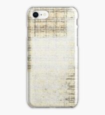 Old twill iPhone Case/Skin
