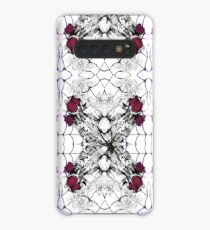 Roses Black Widow Case/Skin for Samsung Galaxy