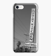 Good Vittles - Straight from the Kitchen iPhone Case/Skin