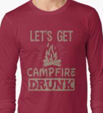 Let's Get Campfire Drunk T-Shirt