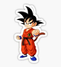 goku kid Sticker