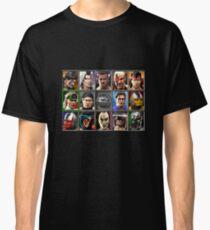 Mortal Kombat 3 Character Select  Classic T-Shirt