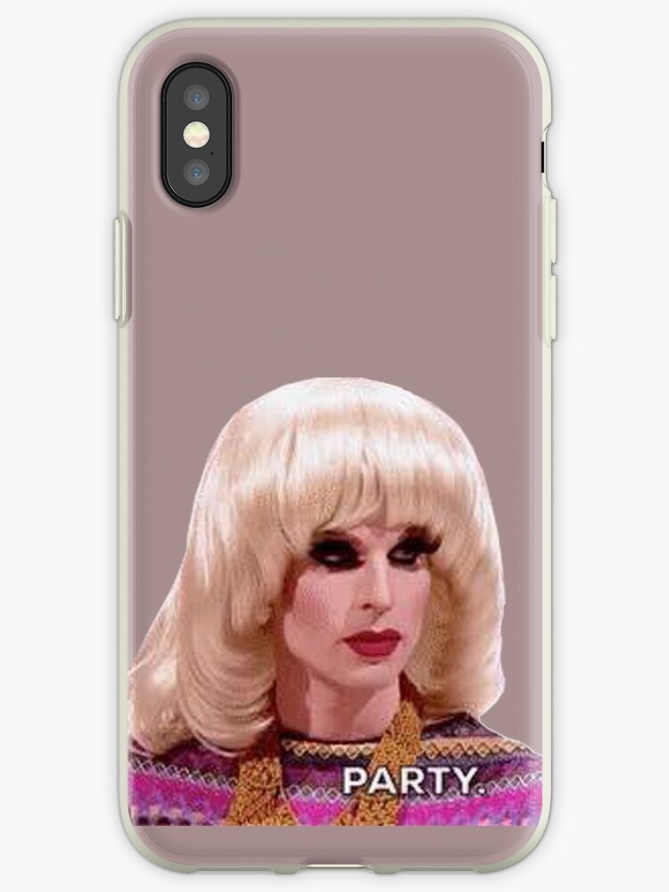 official photos af6c6 9b7bb 'Katya - Rupaul Drag Race / Party' iPhone Case by scultura