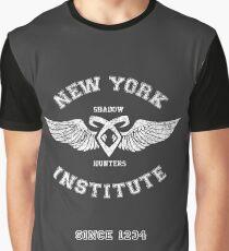 New York Institute Graphic T-Shirt
