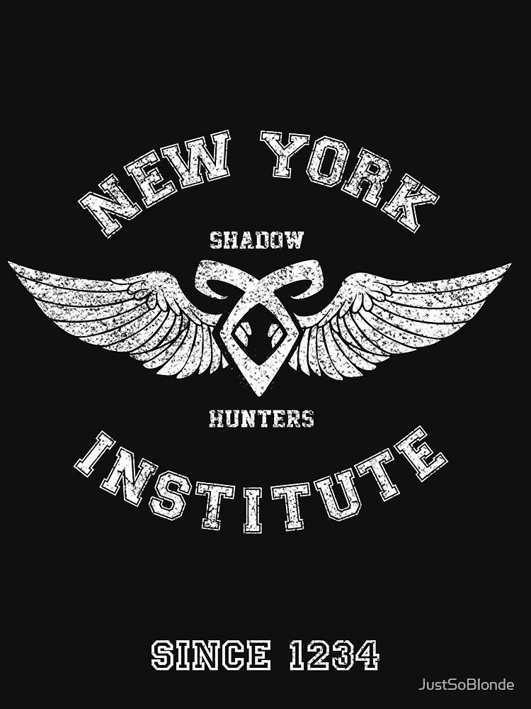 New York Institute von JustSoBlonde
