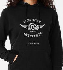 New York Institute Lightweight Hoodie