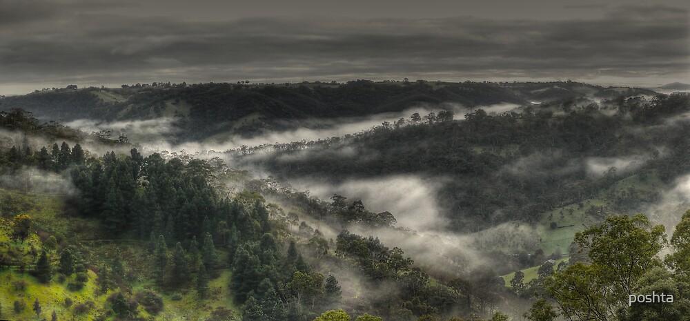 Montacute Valley, Adelaide Hills by poshta