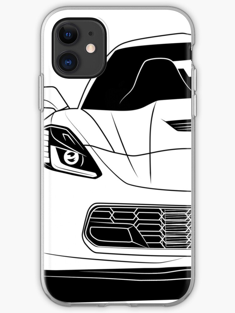 C7 Chevy Corvette iphone case
