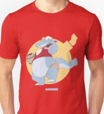 b0mbur gator Unisex T-Shirt