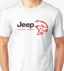 JEEP TRACKHAWK SUPERCHARGED T-Shirt