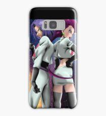 jessye and james pokemon Samsung Galaxy Case/Skin