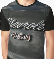 Chevrolet Chevelle SS 454 Graphic T-Shirt