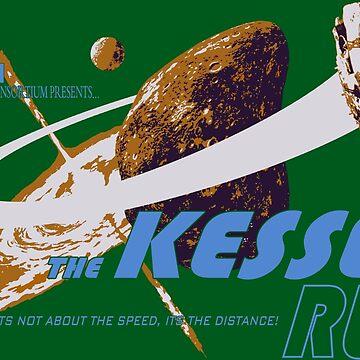 The Kessel Run by bubblemunki