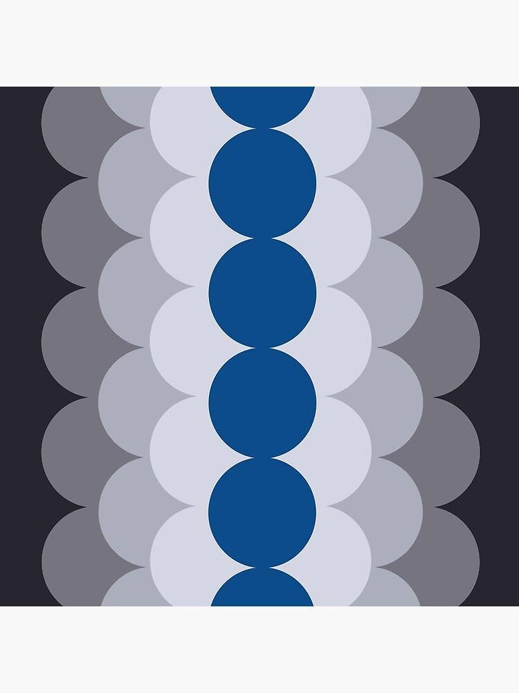 Gradual Lapis Blue by caligrafica