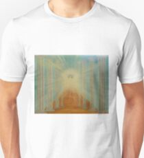The King On His Throne Unisex T-Shirt
