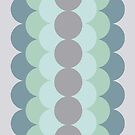 Gradual Mint  by caligrafica