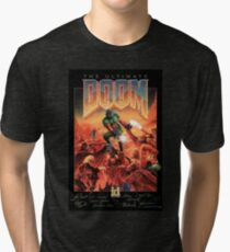 The Ultimate DOOM - Signature Edition Tri-blend T-Shirt