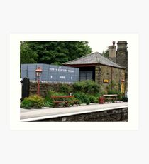 Goathland Station Art Print