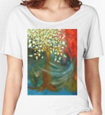 Roots Deep And Your Foundations Strong In Love Women's Relaxed Fit T-Shirt