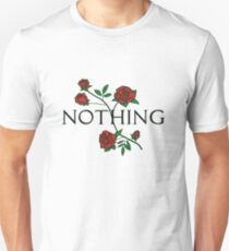 Nothing Rose Floral T-Shirt