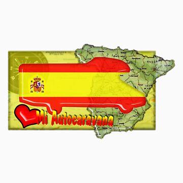Autocaravana Espana by JotaEme