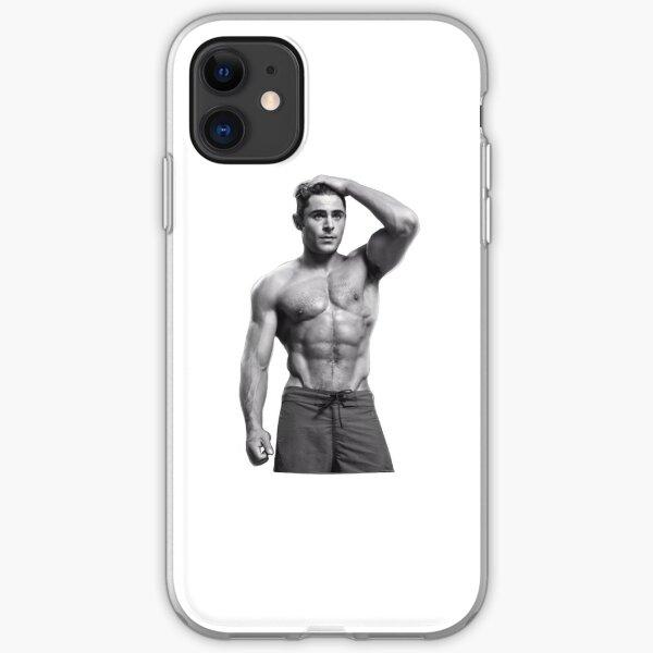 Zac Efron iPhone Soft Case