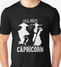 Only the best men are born Capricorn - Dota 2 T-Shirt