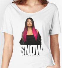 Snow Tha Product Women's Relaxed Fit T-Shirt