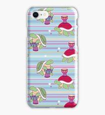 Djembe Turtle Pattern iPhone Case/Skin
