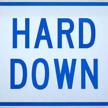 Hard Down by dschweisguth