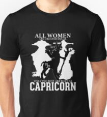Only the best women are born Capricorn - Dota 2 T-Shirt