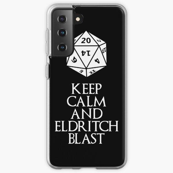 Keep Calm and Eldritch Blast Samsung Galaxy Soft Case