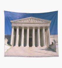 Supreme Court  Wall Tapestry