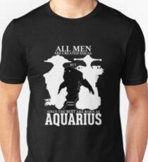 Only the best men are born Aquarius - Dota 2 T-Shirt