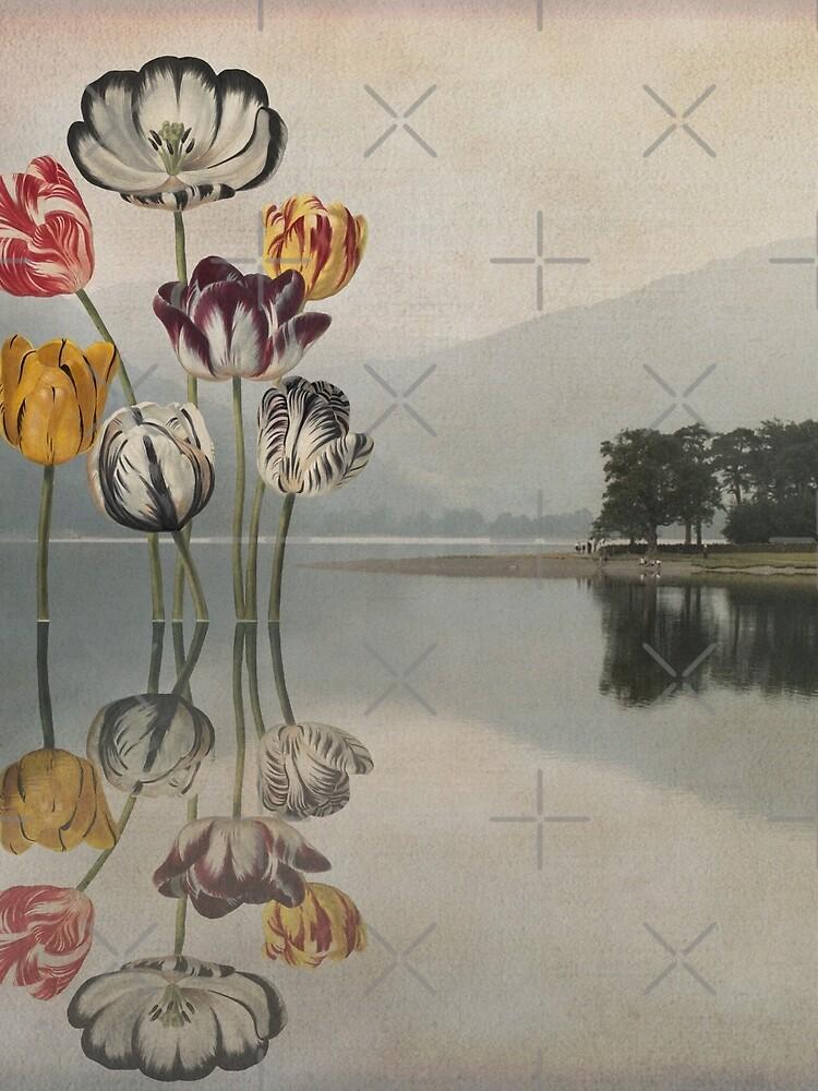 Still waters run deep - Digital Collage by Cecca Designs by Cecca-Designs