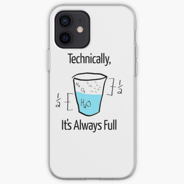 Science is Optimistic iPhone Soft Case