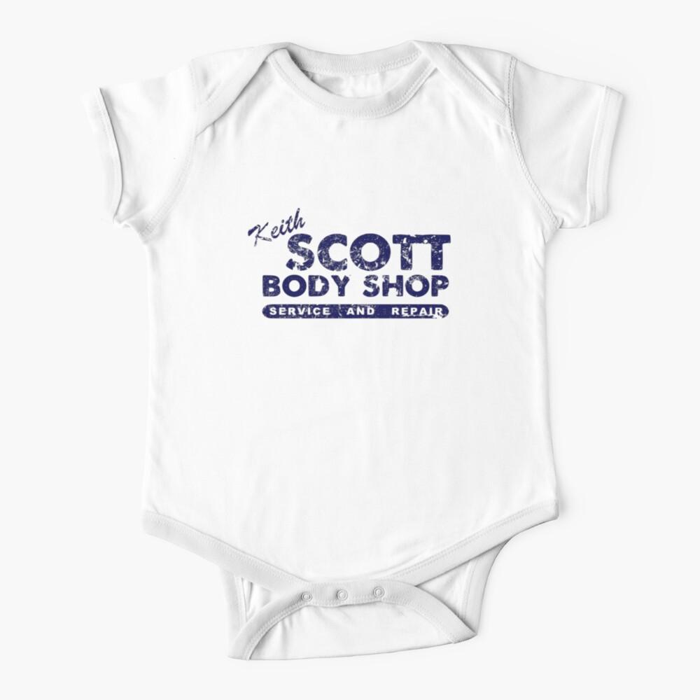 One tree hill- Keith Scott body shop Baby One-Piece