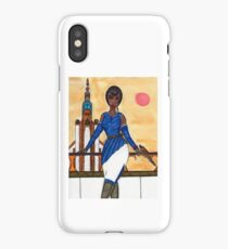 The Sophisticated Adventurer iPhone Case