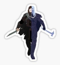 Talion/Celebrimbor Graphic Sticker