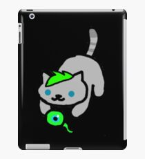 Neko-septiceye iPad Case/Skin