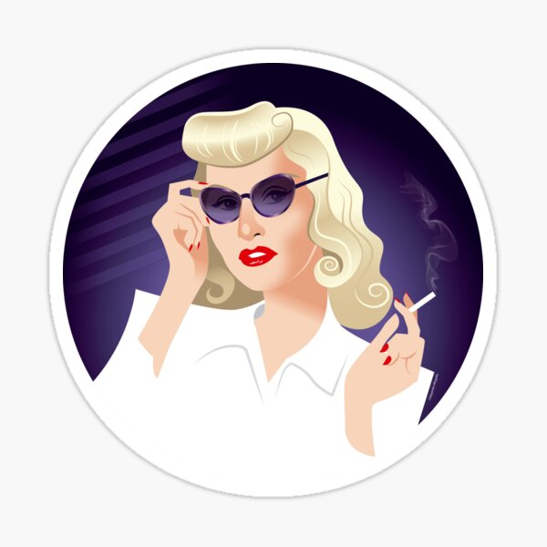 Phyllis Dietrichson Sticker