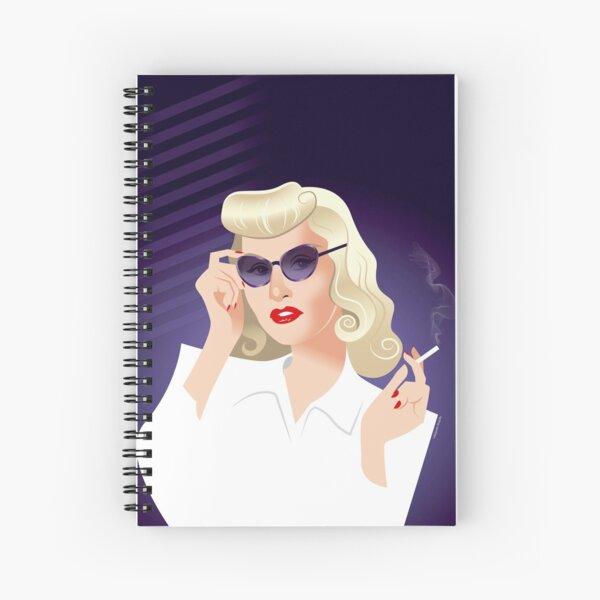 Phyllis Dietrichson Spiral Notebook