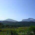 En Route To Glenfinnan by lezvee
