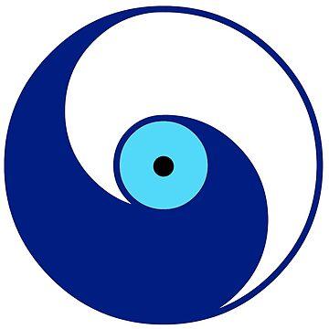 Yin Yang by raizepeace