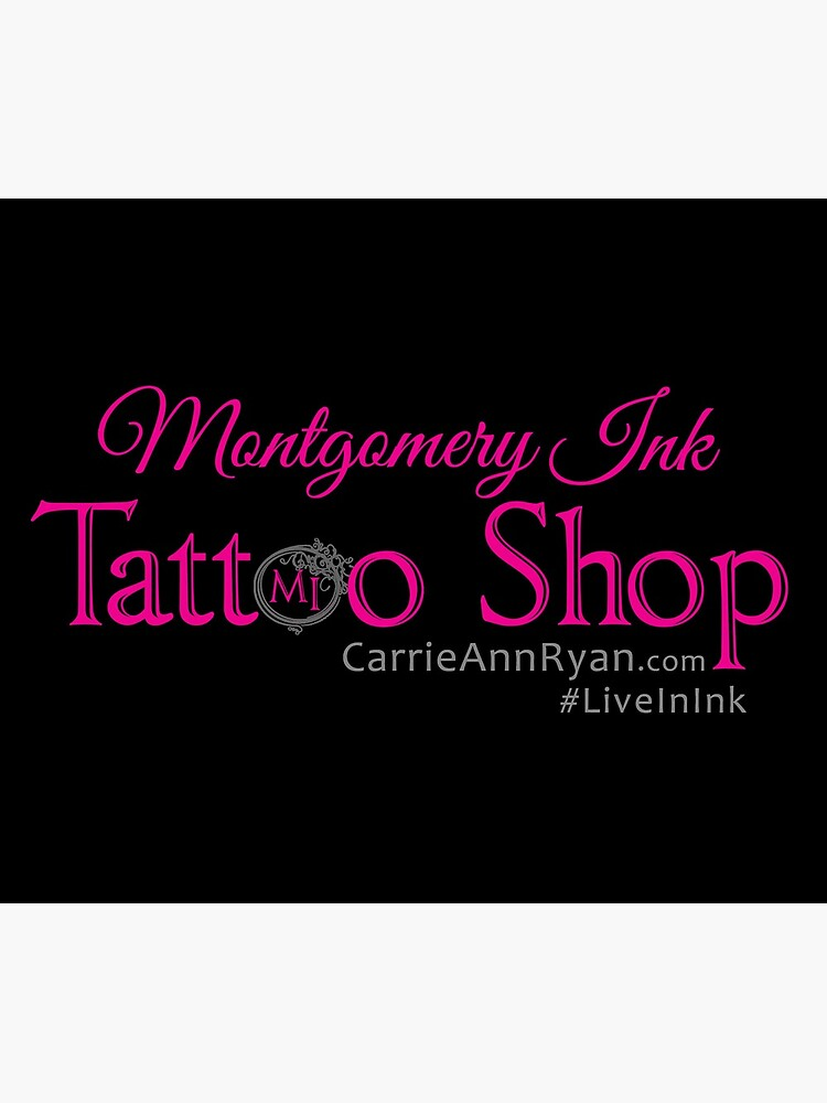 Montgomery Ink Tattoo Shop by carrieannryan